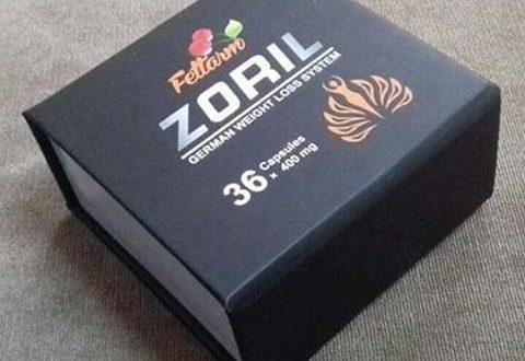 Zoril Slimming Natural 36 Capsules 01023678560